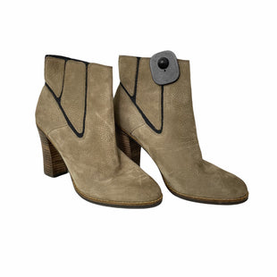 Primary Photo - BRAND: LUCKY BRAND STYLE: BOOTS ANKLE COLOR: BROWN SIZE: 9 SKU: 207-207287-1181