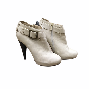 Primary Photo - BRAND: MICHAEL ANTONIO STYLE: BOOTS ANKLE COLOR: CREAM SIZE: 9 SKU: 207-207264-11394