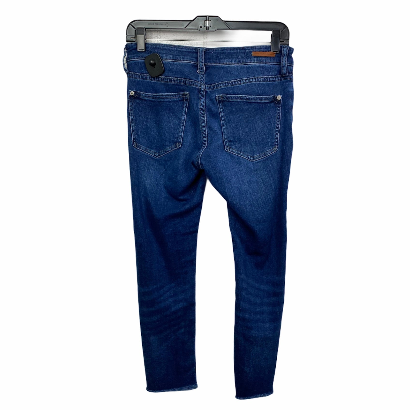 Photo #1 - BRAND: PILCRO <BR>STYLE: JEANS <BR>COLOR: DENIM <BR>SIZE: 4 <BR>SKU: 207-207256-3793