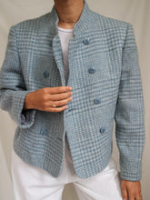 "Load image into Gallery viewer, ""Vivienne"" vintage tailored blazer - lallasshop"