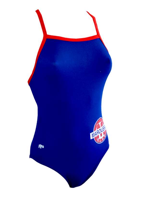 Maroubra SLSC Girls One Piece - FashionFishDesigns