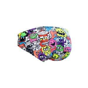 Monster Jam Boys Briefs - FashionFishDesigns