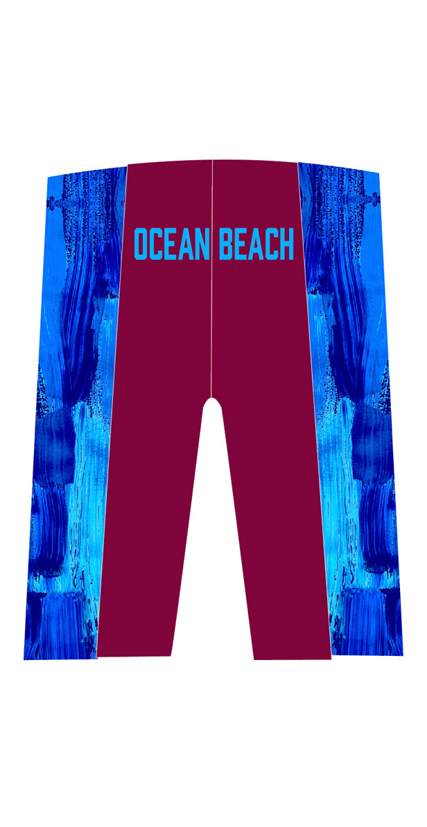 Ocean Beach SLSC Boys/Mens Knicks - FashionFishDesigns