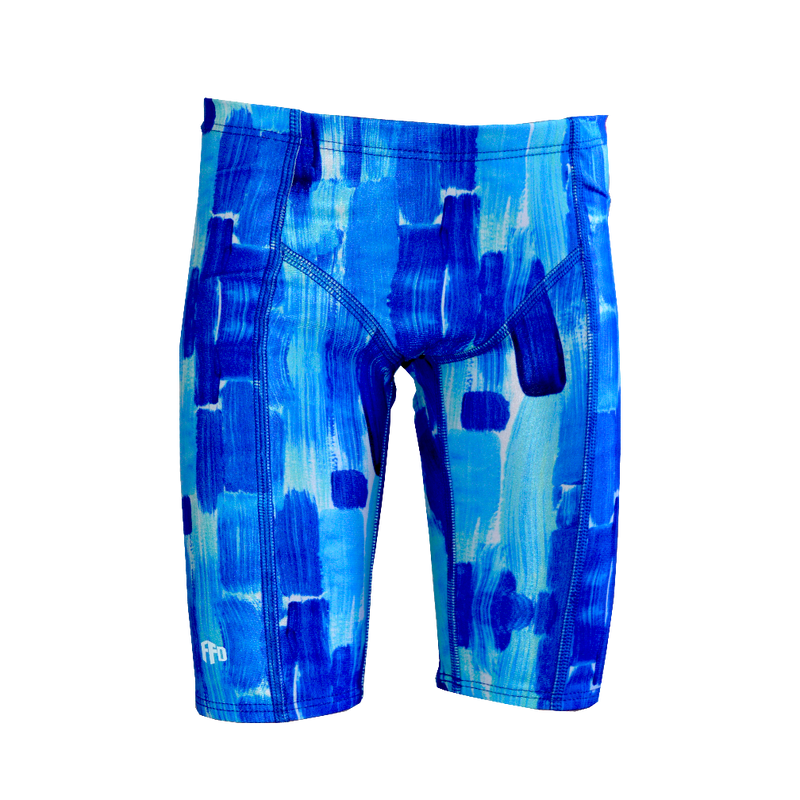 Ocean Blues Boys Knicks - FashionFishDesigns