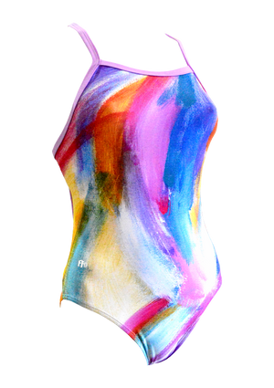 Colour Is Confidence - By Zoe Ladies One Piece