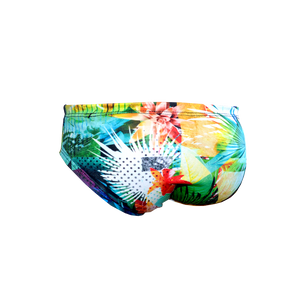 Jungle Paradise Boys Briefs - Fashion Fish Swimwear