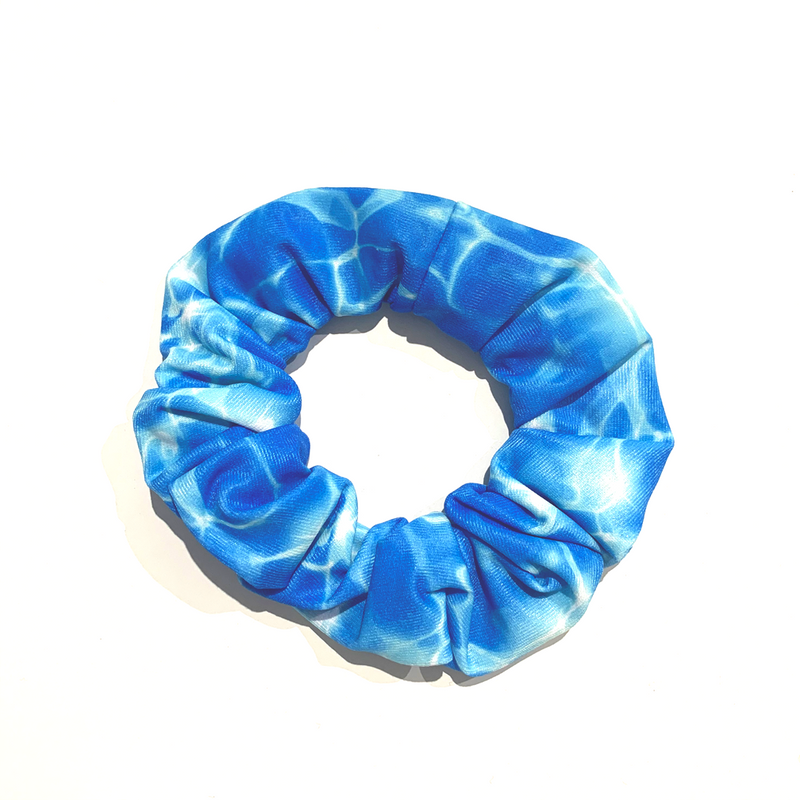 Ripple Scrunchie - FashionFishDesigns