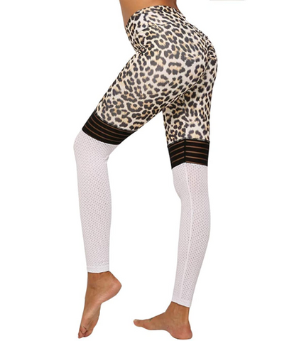 Legging Léopard Sport Indomptable