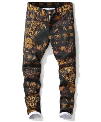 Pantalon Léopard Homme Savannah Domination