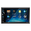 Autoestereo Dual Doble Din Con Bluetooth 6.2 Sd, Dm529bt