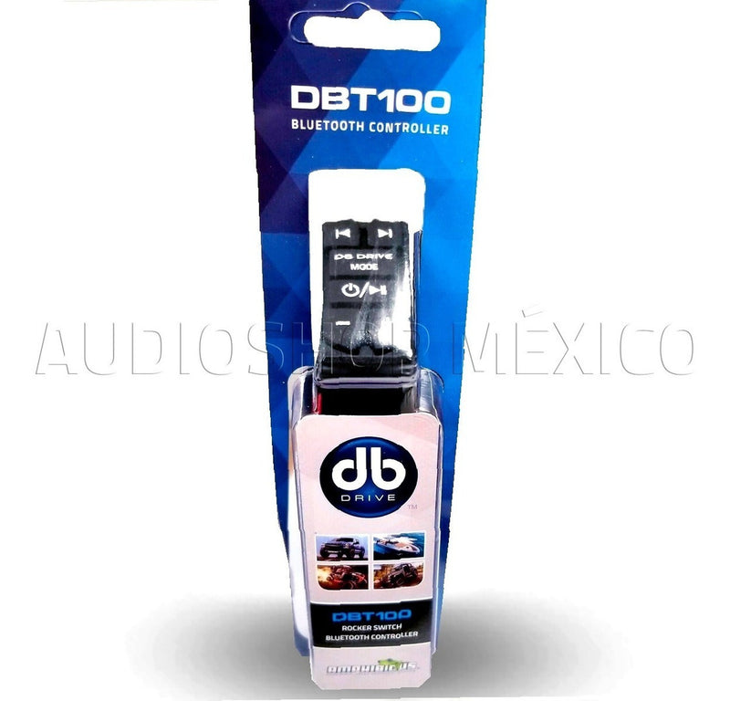 Receptor Marino Switch Db Drive Dbt100 Bluetooth Rzr Can Am - Audioshop México lo mejor en Car Audio en México -  DB Drive