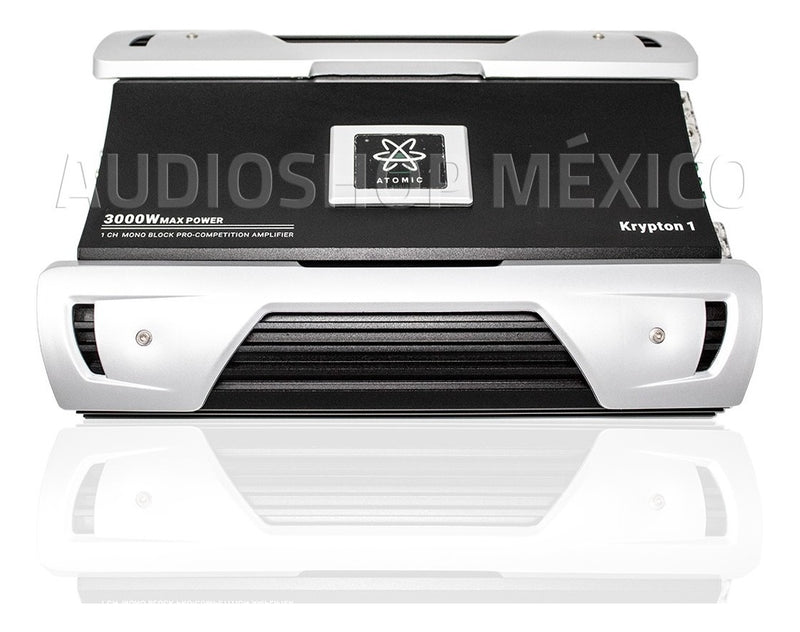 Amplificador 1 Canal 3000w + 2 Subwoofer 12 Cobalt12 Atomic