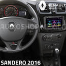 Frente Base Autoestereo Renault Duster 2012-2017 Hf-0283dd