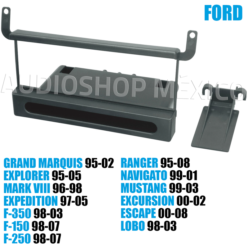 Frente Base Autoestereo Ford Grand Marquis 1995-2002 Hf-05802