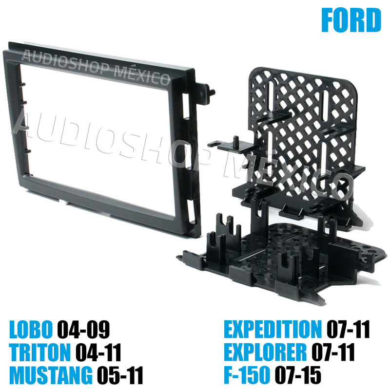 Frente Base Autoestereo Ford Expedition 2007-2011 Hf-0580dd
