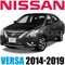 Frente Base Autoestereo Nissan March 2015-2018 Hf-0756dd
