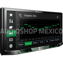 Autoestereo Pioneer Mvh-300ex 7  Digital Bluetooth, Usb Doble Din