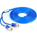 Cable Rca Car Audio 45 Cm Ultra Fexible Db Link Sf1.5