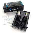 Kit Led Carbon de 55 Watts Hyperled 4 Caras 6000K Blanco
