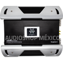 Amplificador 2 Canales Atomic Audio Krypton2 1600w Clase Ab