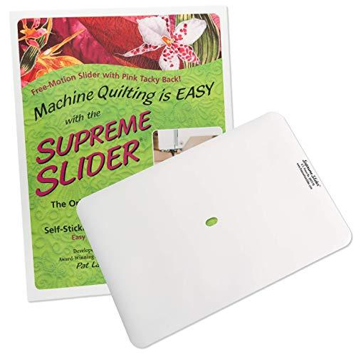 Supreme Slider Free Motion Quilting Supplies - Quilting Accessories | Quilting Notions | Quilting Slider Mat