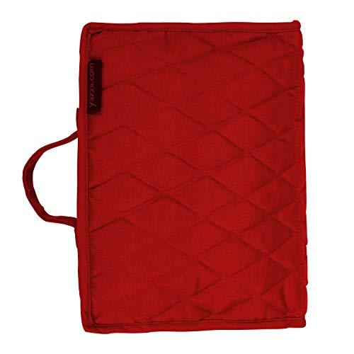 Yazzii CA14R Mini Craft Organizer Large Red Storage