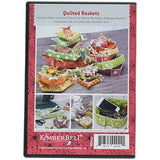 KimberBell Quilted Baskets Pattern CD