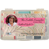 Karen L. Miller The Subtle Sampler Aurifil Thread Kit 12 Mixed Large Spools KM5WSS12