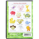 Kimberbell Little Ones Born to be Wild Pattern CD, Multicolor