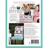 kimberbell Love Notes for Sewing Version KD725