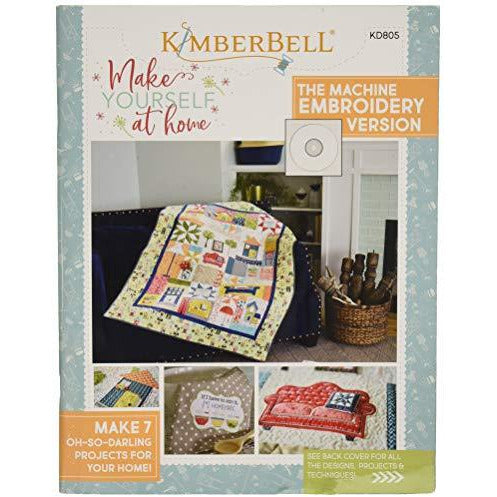 Kimberbell Make Yourself at Home Pattern