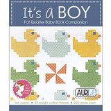 Aurifil Its A Boy Collection for Its Sew Emma 50wt 10 Small Spools