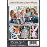 KIMBERBELL Embroidery CD: It's a Cinch! Gift Bags, Volume 4: Woodland Animals KD554