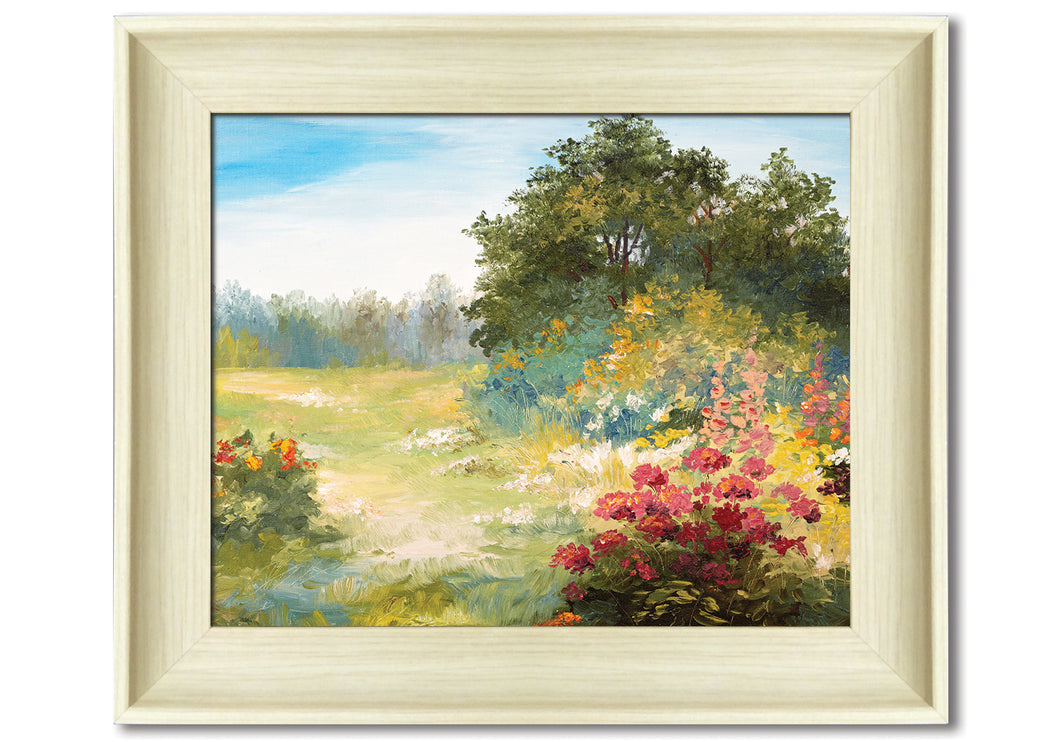 24x32 Wood Framed Print