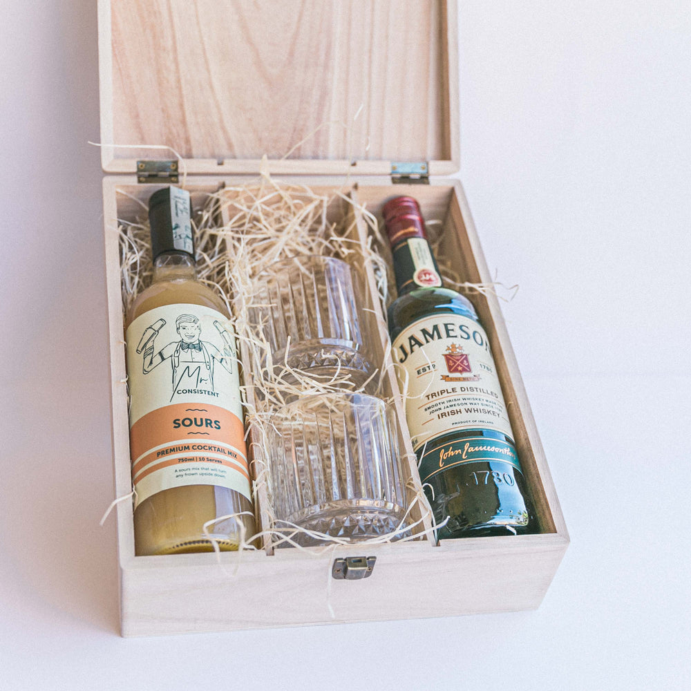 The Whisky Gift Pack - Booze Included!