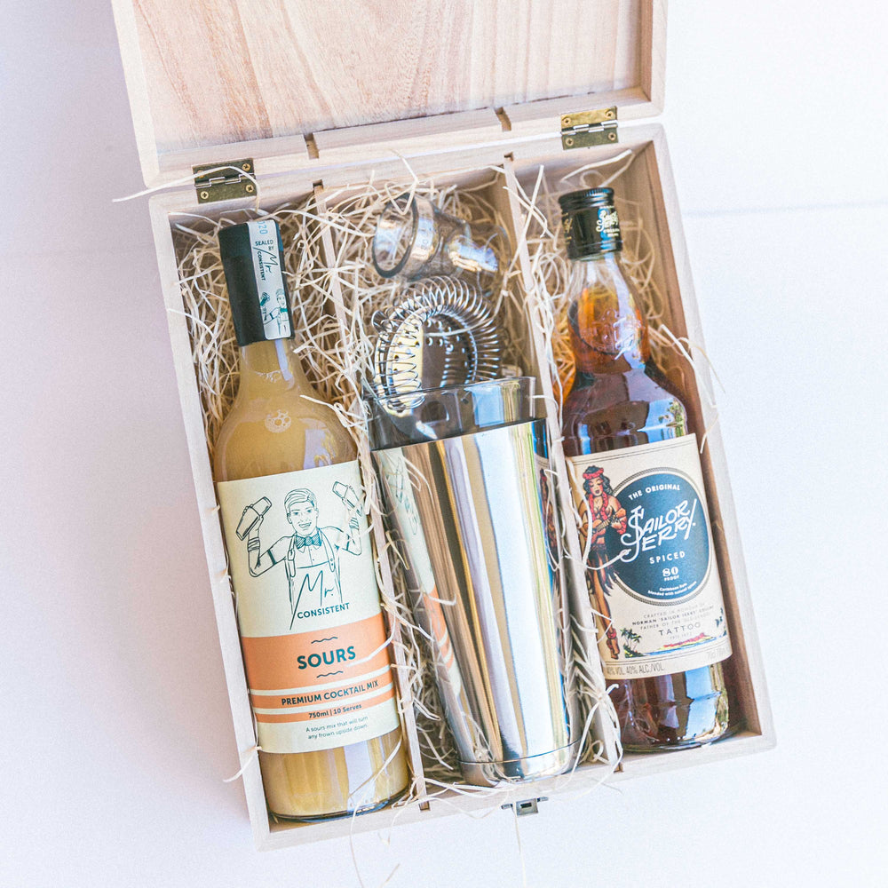 The Spiced Rum Gift Pack - Booze Included!