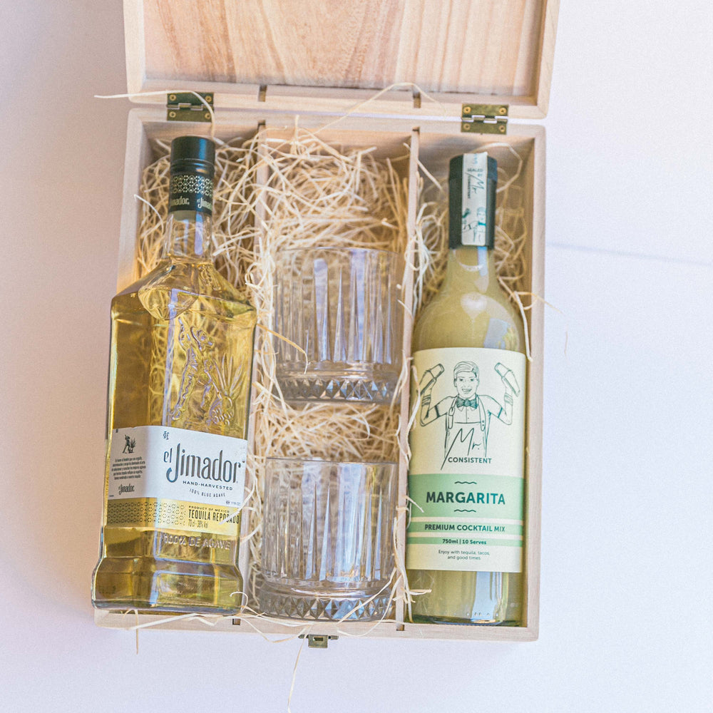 The Margarita Gift Pack - Booze Included!