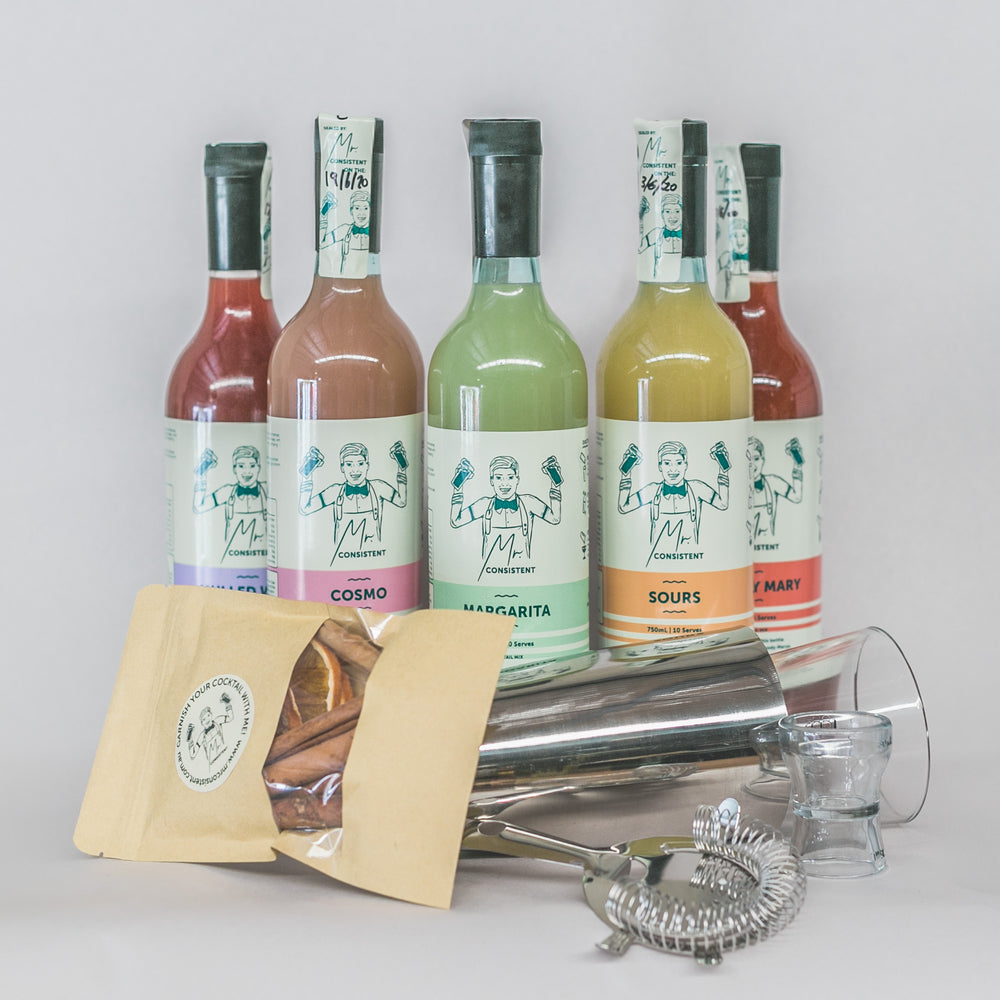 The EVERYTHING Party Pack + Bar Kit & Mulled Wine Garnish - Save $25