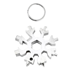 18 in 1 Snow Flake Multi Tool