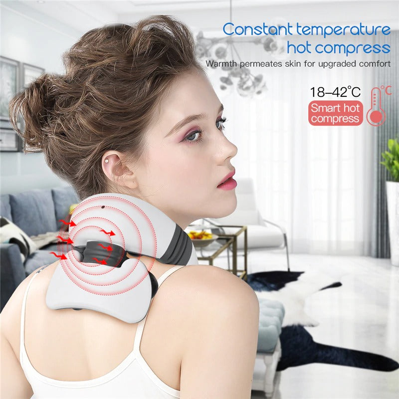 4D Smart Neck & Shoulder Massager