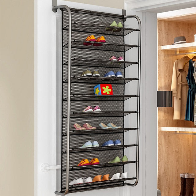 Door Storage Hanging Shelf