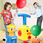 Balloon Power Launcher Blow Up Game Toy