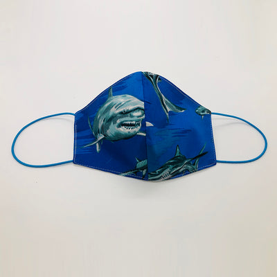 Family look Blue/Shark for kids and adults