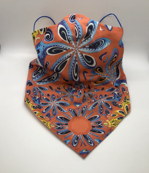 Cotton Kaleidoscope by Ludmila Couture