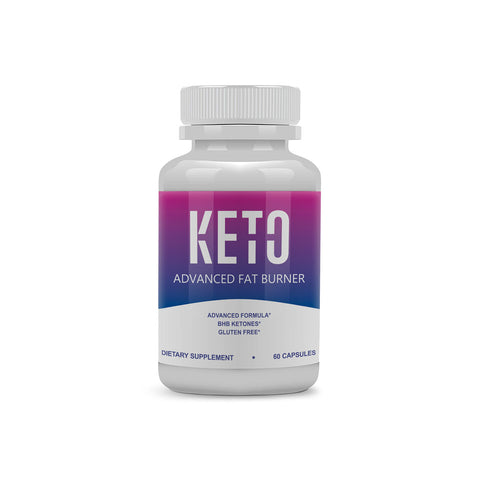KETO ADVANCED FAT BURNER BIOTRIM / 60 CÁPSULAS