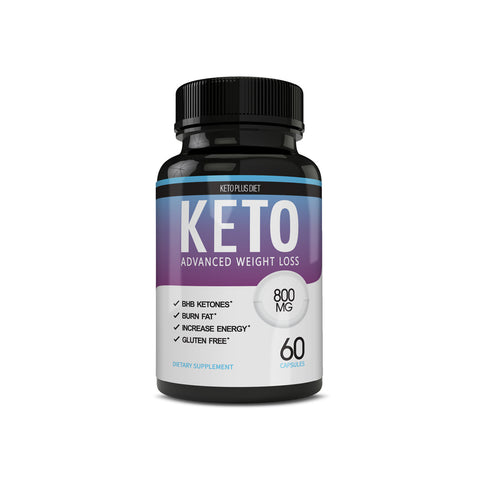KETO PLUS DIET ADVANCED WEIGHT LOSS / 60 CÁPSULAS