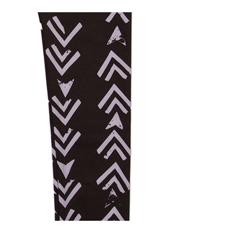 black arrows leggings