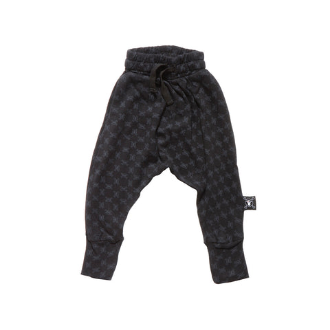 mini skull baggy pants
