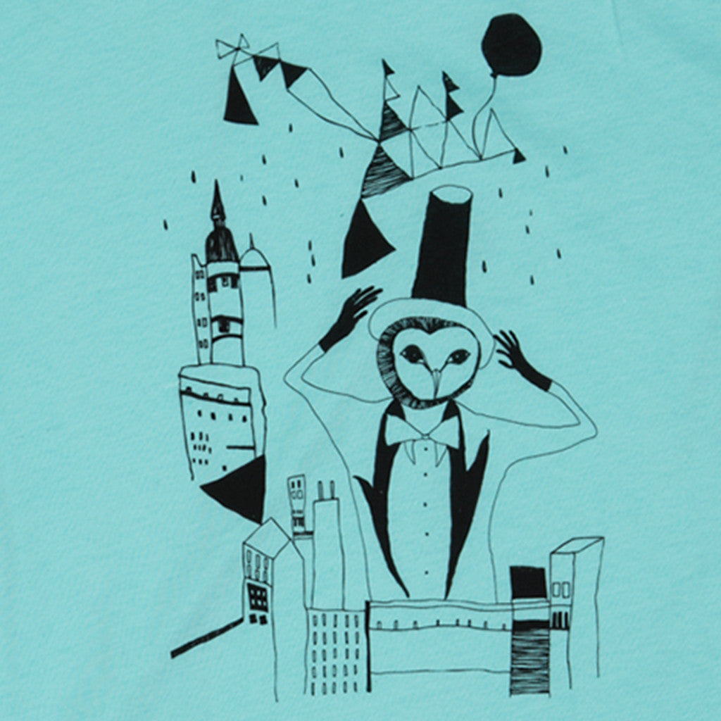 city magic muscle tee
