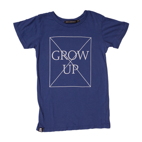 don't grow up tee